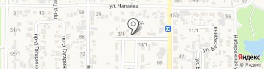 Станция компьютерной диагностики на карте Заветного
