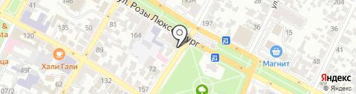 Кирпич-Групп на карте Армавира