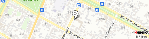 iPhone mini SHOP на карте Армавира