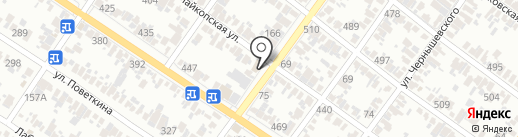 Ассорти-Экспресс на карте Армавира