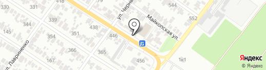 ЗакуCity на карте Армавира