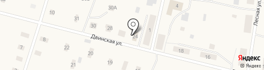 Магазин №22 на карте Боброво