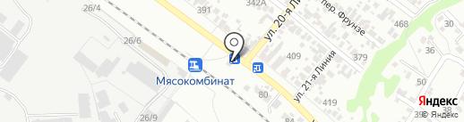 АВТО ЛОМБАРД на карте Армавира