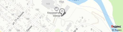 Строй-союз на карте Армавира