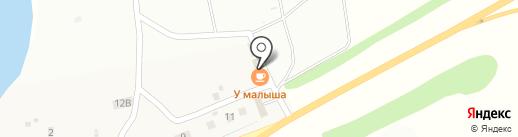 У малыша на карте Красносвободного