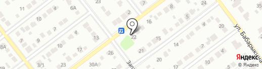 Открытие на карте Тамбова
