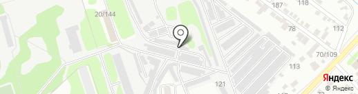 Механик68 на карте Тамбова