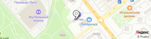 СтройМаркет на карте Тамбова