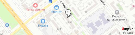 ОБОИ & СВЕТ на карте Тамбова