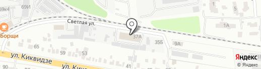 Региональная шинная компания на карте Тамбова