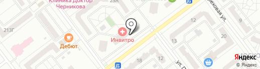 Мастерская по ремонту бытовой техники на карте Тамбова