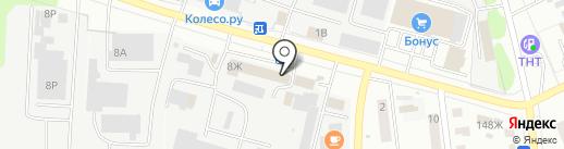Электро галерея на карте Тамбова