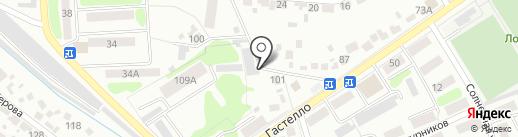 Магазин бытовой химии на карте Тамбова
