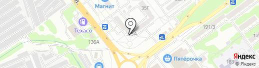 Росгосстрах банк, ПАО на карте Тамбова