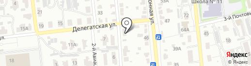 Выездная фотовидеостудия на карте Тамбова