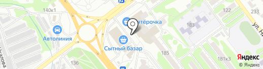 Магазин семян на карте Тамбова