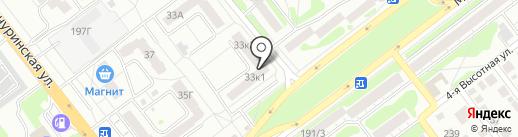 Фиджи на карте Тамбова