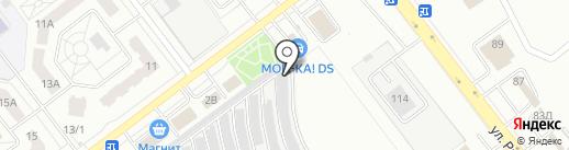Строительная компания на карте Тамбова