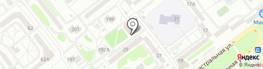 Ателье швейное на карте Тамбова