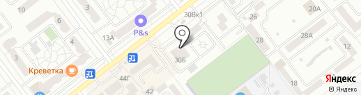 EMEX.RU Тамбов на карте Тамбова