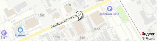 ВолгоТрансСервис на карте Тамбова