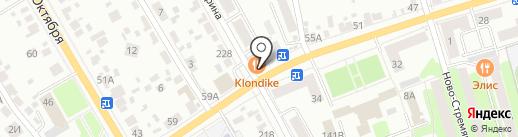 Ателье-салон на карте Тамбова