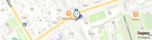 Русские деньги на карте Тамбова