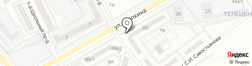 Агентство по ипотечному жилищному кредитованию Тамбовской области на карте Тамбова