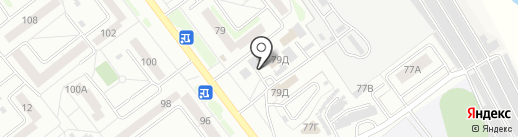 Автосервис для автомобилей Volkswagen, Audi и Skoda на карте Тамбова