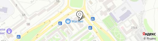 Юридическая фирма на карте Тамбова