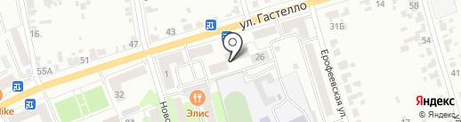 Магазин канцелярских товаров на карте Тамбова