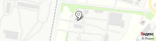 Инжавинская птицефабрика на карте Строителя