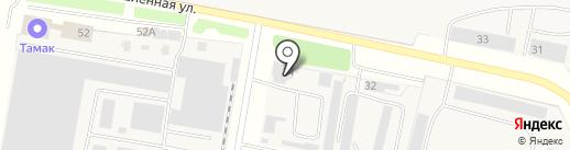 АгроЦентрЛиски на карте Строителя