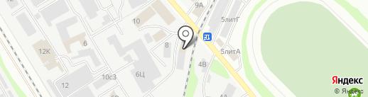 Русские Машины на карте Тамбова