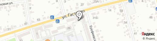 Тамбовэмальпровод на карте Тамбова