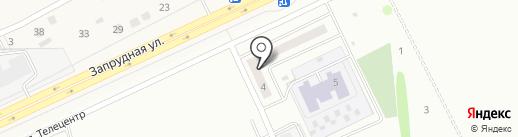 Агентство по ипотечному жилищному кредитованию Тамбовской области на карте Красненькой