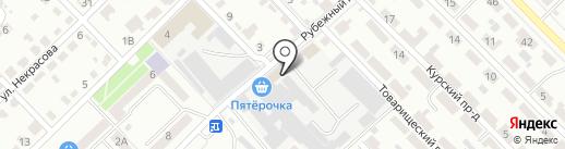 Региональный инженерный центр на карте Тамбова