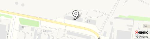 Экометресурс на карте Строителя