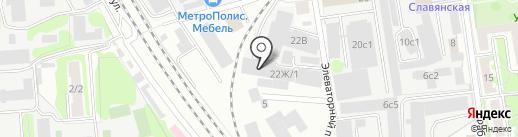 Экватор на карте Тамбова