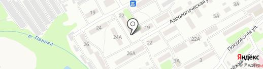 Europlat на карте Тамбова