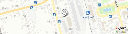 Ваш стиль на карте Тамбова