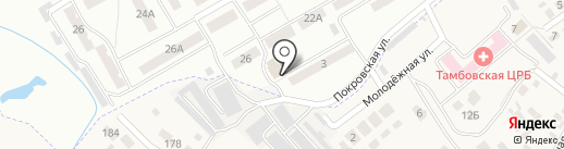 MultiKit на карте Тамбова