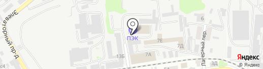 HORECA MARKET на карте Тамбова