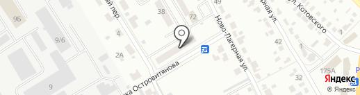 Транспортная компания на карте Тамбова