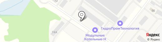Металлоторг-Т на карте Строителя
