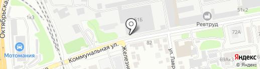 Займы в руки на карте Тамбова