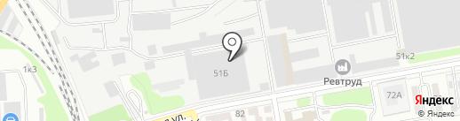 МотоМир на карте Тамбова