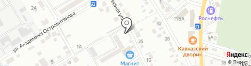 NPS на карте Тамбова