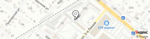 Cyber Centr Syndicate на карте Тамбова