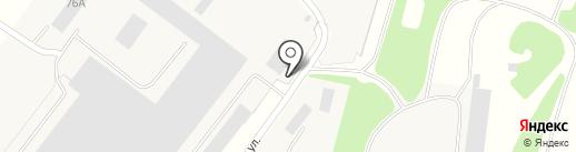 Металл-Комплект на карте Строителя